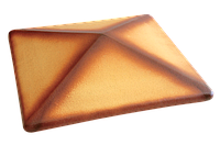 Крышка на забор Пустынная роза тон (11) , фото 1