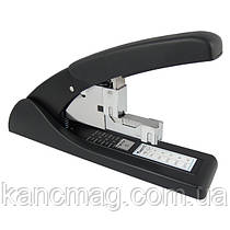 Степлер  100л мощный  профессиональный Exakt Pro 4930 металлический, черний