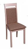 Дерев'яний стілець Ніка 2 Н, фото 2
