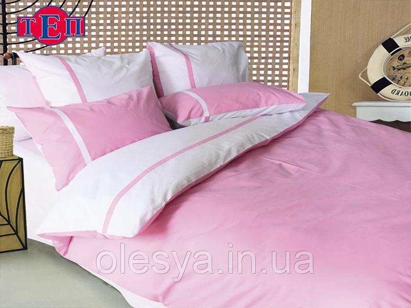 Постельное белье 983 «Дуэт розовый»