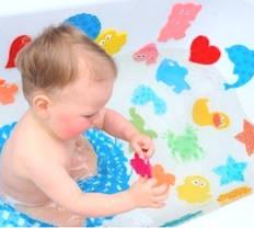 Мини-коврики в ванную