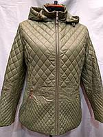 Весенняя куртка QVARLEVAR вышивка