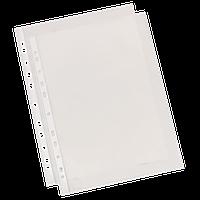 Файлы глянцевые A4 Esselte, 55 мик., 100 шт.в коробке