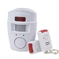Сенсорная Сигнализация Sensor Alarm 105 + 2 Брелока, фото 1