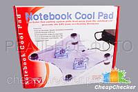 Подставка Кулер для Ноутбука Cool Pad, фото 1