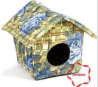 Будинок для кота «Каріна» розмір: 32*32*40 см