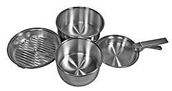 Набор туристической посуды Camping set of dishes