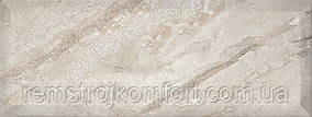 Плитка для стены InterCerama TODOR 150х400 бежевая