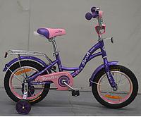 Велосипед детский Profi Butterfly G1422, 14дюймов
