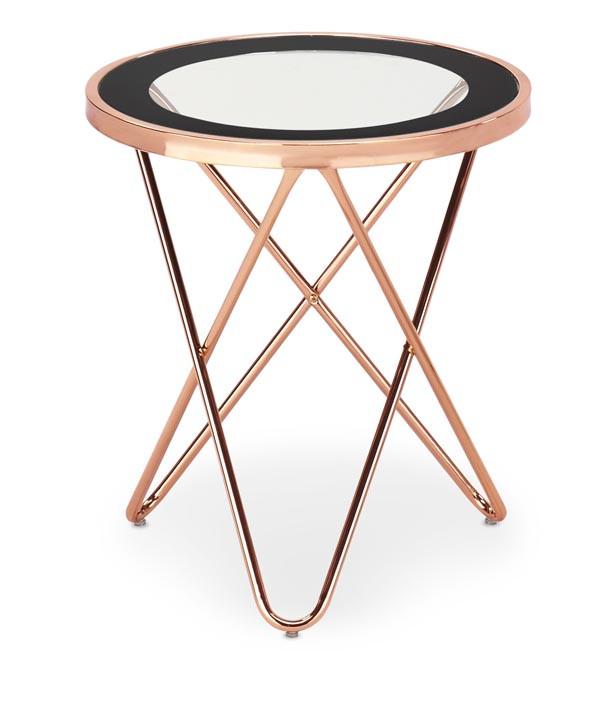 Стеклянный столик NOLA (Halmar)