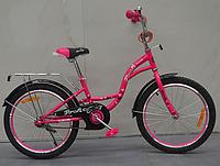 Велосипед детский Profi Butterfly G1423, 14дюймов