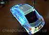 Колонка MP3 Фольксваген Жук 256 с Подсветкой