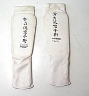Защита ноги DORUOKU KARATE, L, Очень хор сост!