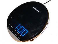 Часы с Радиоприемником YJ 382, фото 1