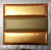 Мягкая плитка в ткани,мягкая плитка в экокоже, мягкая плитка в коже, в Одессе, фото 1