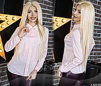 Красивая блузка в стиле smart casual