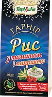 """Гарнир """"Рис с томатом и паприкой"""""""
