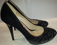 Туфли женские р37 LINO MARANO черные BOGI
