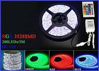 Комплект Светодиодной ленты 3528 RGB, фото 1