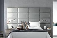 3D Мягкие панели, плитка в ткани, панели в ткани, панели в коже на заказ Одессе