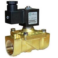 Клапан электромагнитный ODE комбинированного действия НЗ, DN15, Kvs l/min 32