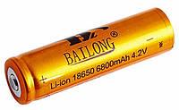 Аккумулятор BAILONG BL 18650 Li-Ion 6800mAh 4 шт