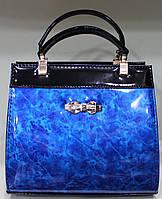 Сумка женская Голограмма  стильная красивая классика 17-6015-19