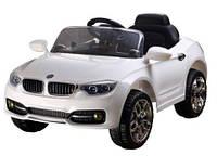 Электромобиль кабриолет белый