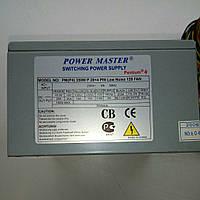 Блок питания ATX 350W  PowerMaster  120 FAN