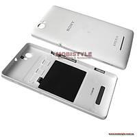 Задняя крышка Sony C1905 Xperia M white