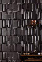 Мягкие стеновые 3D панели, 3D плитка в ткани, 3D панели в ткани, 3D панели в коже на заказ Одессе, фото 1
