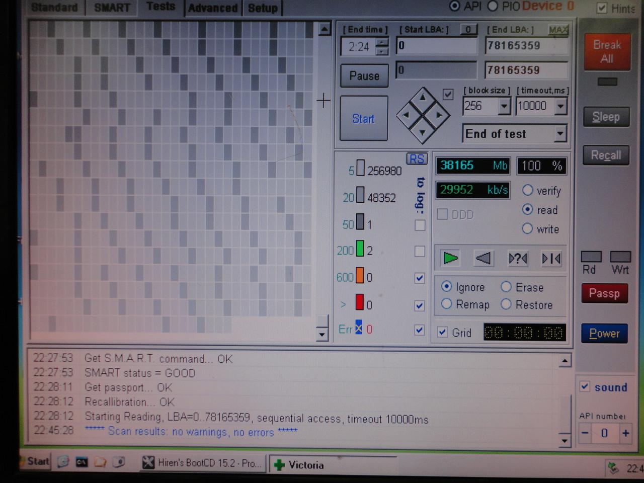 Жесткие диски  40Gb  3.5