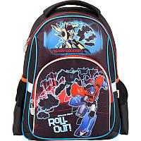Рюкзак школьный для мальчиков 513 Transformers TF17-513S Kite