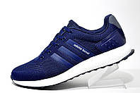 Мужские кроссовки Adidas Adistar Boost, Dark Blue\White