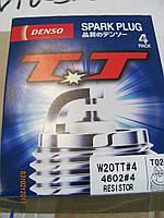Свечи зажигания 2101-08, 1102, 1103, 1105, Ланос, Сенс DENSO W20TT  4 шт.