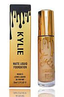 Тональный крем Kylie Jenner Matte Liquid Foundation ( Кайли матте Ликвид Фундейшн)