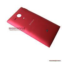Задняя крышка Sony C5302/C5303 Xperia SP red