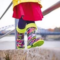 Демисезонная обувь для детей