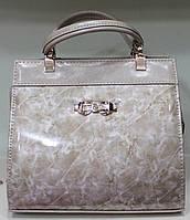Сумка женская Голограмма  стильная красивая классика 17-6015-21