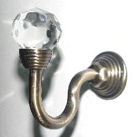 Крючок-держатель для штор и тюлей аксессуар