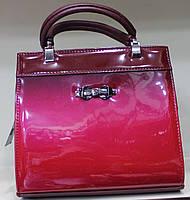 Сумка женская Голограмма  стильная красивая классика 17-6015-22
