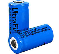 Аккумулятор Bailong BL 16340 Li-Ion 5800 mAh 4 шт