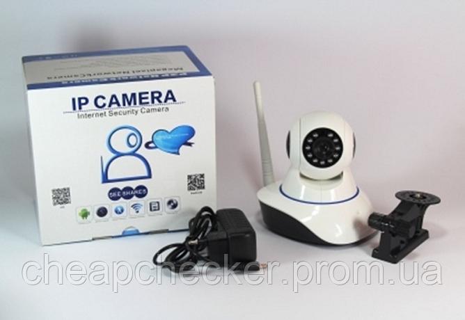 """Камера Наблюдения P2P с Сигнализацией IPС 05 Wi-Fi - Интернет-магазин """"Komora"""" в Одессе"""