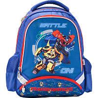 Рюкзак школьный для мальчиков 517 Transformers TF17-517S Kite