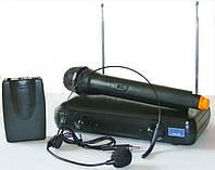 Радиосистема UKC EW 500 H Микрофон с Гарнитурой Радиомикрофон