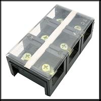 Клеммные блоки ТС- 603 (силовая клемма, Imax-60A, Umax-600V, 3 клеммных пары)