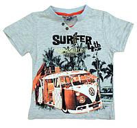 """Футболка для мальчиков """"Surfer"""" 92-128 см"""