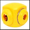 Орех клемник в оболочке (сеч. провода-магистрали 16-35мм, ответвления 1.5-10мм.) малый