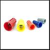 Колпачок для скрутки кабеля SP1 желтый 2*4 кв.мм (100 шт)
