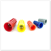 Колпачок для скрутки кабеля Р6 красные 8*2.5 кв.мм (100 шт)